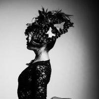 """""""Шарм"""",конкурсная работа по парикмахерскому искусству :: Кристина Геймор"""