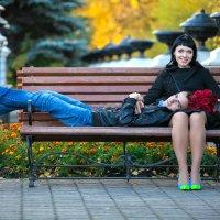 Счастливая пара :: Юрий Лобачев