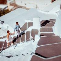 Свадьба на Санторини :: Виктор Бабинцев
