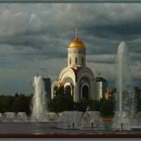 На Поклонной горе. :: Nikita Volkov