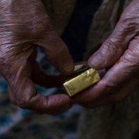 в этих руках, всё золото :: Кристина Гневэк