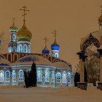 Свято-Воскресенский мужской монастырь. :: Сергей Щербатюк