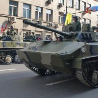 Боевая машина десанта БМД-4 - Бахча-У :: Владимир Тарасов