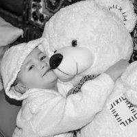 Мой любимый малыш! :: Елена Решетникова
