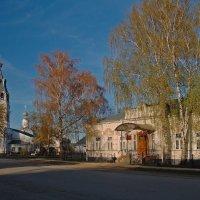 Уездный городок :: Владимир Хиль
