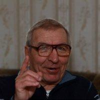 Дядя Коля :: Михаил Бродский