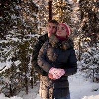 LoveStory первые чувства :: Ольга Антонюк