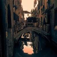 Венецианский мостик :: Николай Просто
