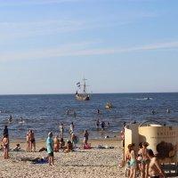 Море пляж :: Mariya laimite