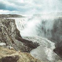 Деттифосс (Исландия) - самый мощный водопад Европы :: Вячеслав Ковригин