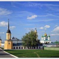 В Коломне у Кремля :: Александр Назаров