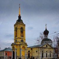 церковь успения в казачьей слободе :: Александр Шурпаков
