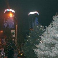 Новогодняя Алма-Ата 2014г :: Юрий Владимирович
