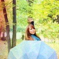 зонтик)) :: Дарьяна Вьюжанина