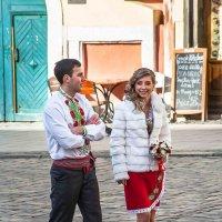 Зимние свадьбы-2 :: Евгений Мокин