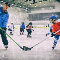 тренер для ученика,всегда пример:) :: Анастасия Конаныхина