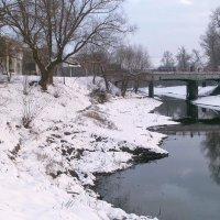 Первый снег :: Сергей Тарабара