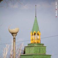 Фонарь :: Юрий Лобачев