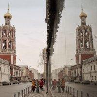 Несхожий, многоуровневый мир. Но есть ли связь и будут ли свиданья?.. :: Ирина Данилова