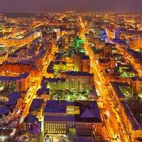 Ночной Екатеринбург :: Константин Миронов