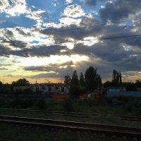 Небо Украины (1) :: Игорь Липинский