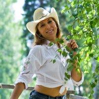 На ранчо.... :: Светлана Игнатьева