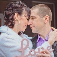 Света и Игорь 10 лет со дня свадьбы :: Svetlana Shumilova
