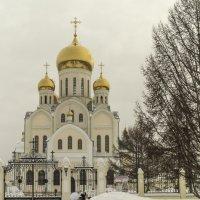 храм в честь крещения руси :: Андрей Польских