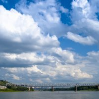 Ж.д. мост :: Константин Вавшко