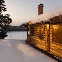 морозец в солнечных лучах :: Сергей