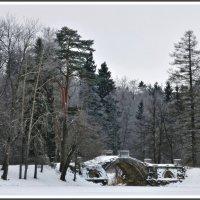 Каменный мостик... :: Андрей Медведев