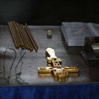 Таинство крещения :: Настя Хмытьева
