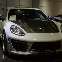 Porsche Panamera GTR :: Павел Myth Буканов