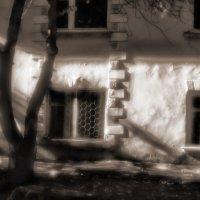 Монокль. Стена :: Nn semonov_nn