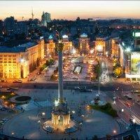 Киев - Площадь Независимости :: Георгий Ланчевский