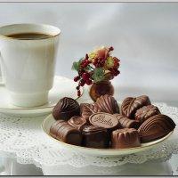 О шоколаде :: Светлана Логинова