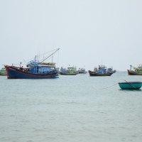 Вьетнамские кораблики :: svk