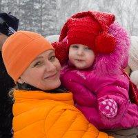Мама плюс Я - счастливая семья! :: Олег Карташов