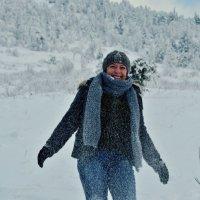 Лісова прогулянка :: Оксана Гетьман