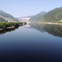 Саяно-Шушенская ГЭС :: Сергей Карцев