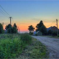 В деревне все еще спят :: Nikita Volkov