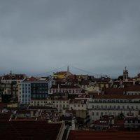 Дождливый Лиссабон :: Alexey Bogatkin