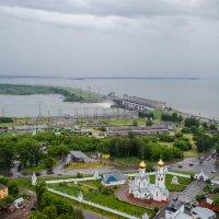 Новосибирск ГЭС :: Alexey Bogatkin