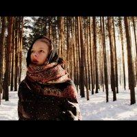лес :: Лиза Игошева