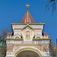Николаевские Триумфальные ворота (Арка цесаревича Николая) :: Александр Морозов