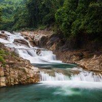 Водопад Янг Бэй, Вьетнам :: Evgeny Donskov