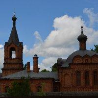 Старообрядческая церковь Покрова Пресвятой Богородицы. Архитектор М.Г.Пиотрович :: Любовь Жиркова