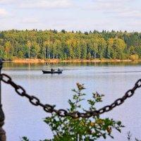 прогулка по реке :: Андрей Куприянов