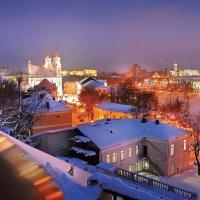 Ночной Витебск :: Денис Бурейко