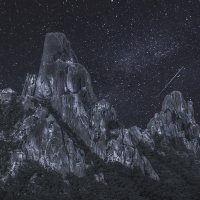 В свете восходящей луны :: Эдуард Ефремов